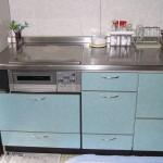 愛知県名古屋市 システムキッチン設置工事後