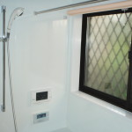 三重県桑名市 新たにバスルームにユニットバス設置2 工事後